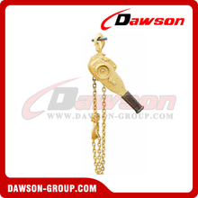 Non-Sparking Aluminum Bronze Alloy Ratchet Lever Hoist / Explosion-proof Lever Block