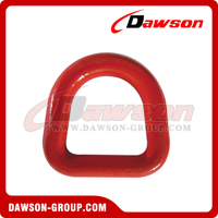 G80 / Grade 80 Forged D Ring For Lifting Chain Slings