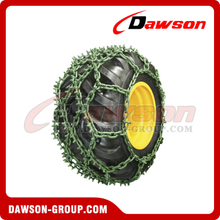 Alloy Steel Diamond Studded Skidder Chains