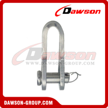 Stainless Steel Long Plate Shackle