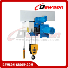 Low-Headroom Electric Hoist(50hz) For Wire Rope Hoist
