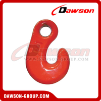 G80 / Grade 80 Forged Carbon Steel Heavy Winch Hook