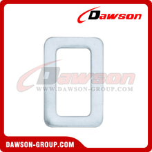 Stainless Steel Square Buckle