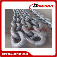 R3s Grade Mooring Chain for Offshore Oil Drilling Platforms