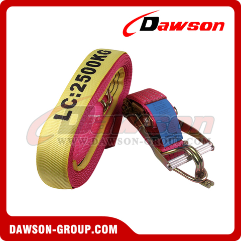 AS/ NZS 4380.2001 Ratchet tie down
