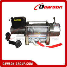 4WD Winch DG17000 - Electric Winch