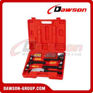 DSHS-E3412 Body Repair Tools 7 PCS Panel Beating Set
