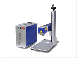 Mini portable type fiber laser marking machine