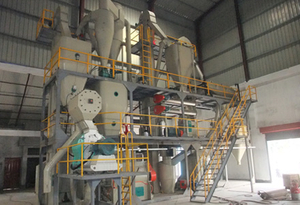Turn Key Livestock Feed Pellet Making Plant