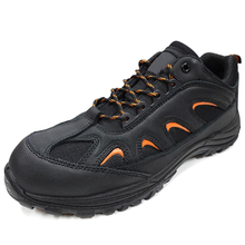 CE Non Metallic Composite Toe Puncture Proof Hiking Work Shoes Safety for Men