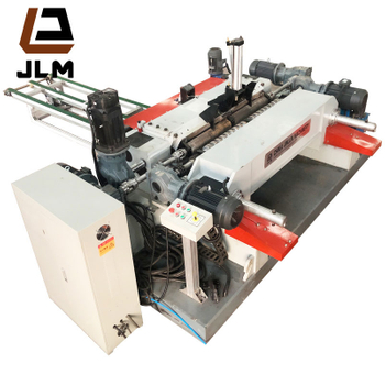 Plywood Peeling and Cutting Automatic Machine