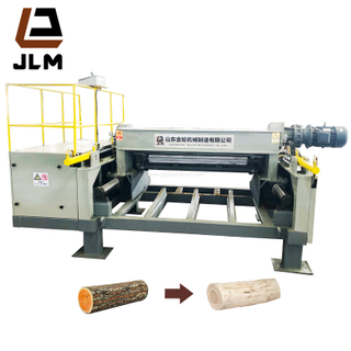 4FT Hydraulic Automatic Wood Log Debarker for Plywood Production