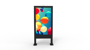 75inch High Brightness 3000nits Outdoor lcd Digital Touch Signage