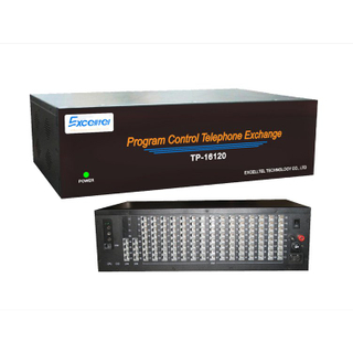 PABX System Telephone Exchange PBX System 48 user Hotel Intercomc System TP16120 series
