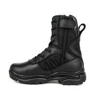 MILFORCE 4278 fashion lightweight black waterproof military boots