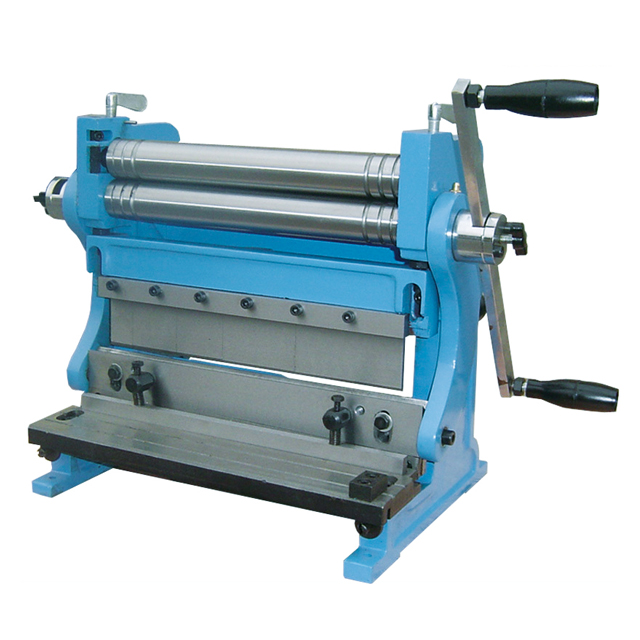 "3-IN-1/12"" 12"" Combination 3 in 1 Sheet Metal Machine - Brakers And Presses"
