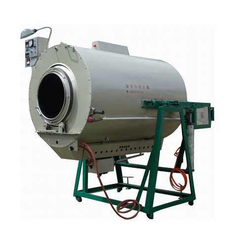 Panning machine JY-6CSTG100B- Liquefied Gas-Oolong tea processing