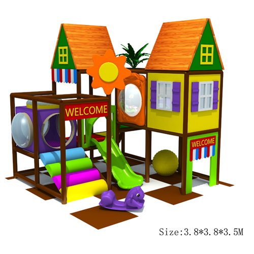 Indoor play frames