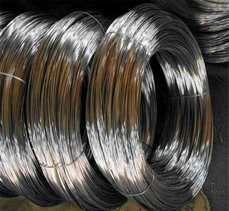 AISI 304 bright stainless steel round wire