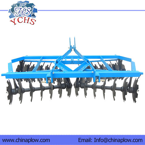 Opposed Disc Harrow