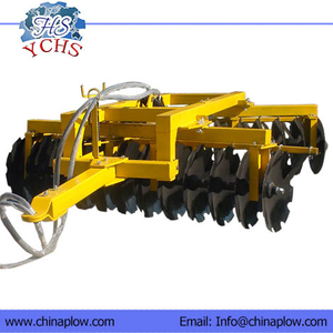 Heavy Hydraulic Offset Disc Harrow