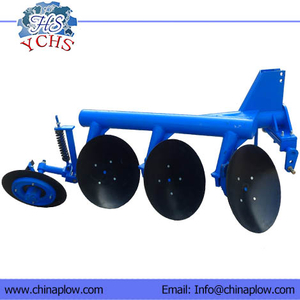 Pipe Disc Plough