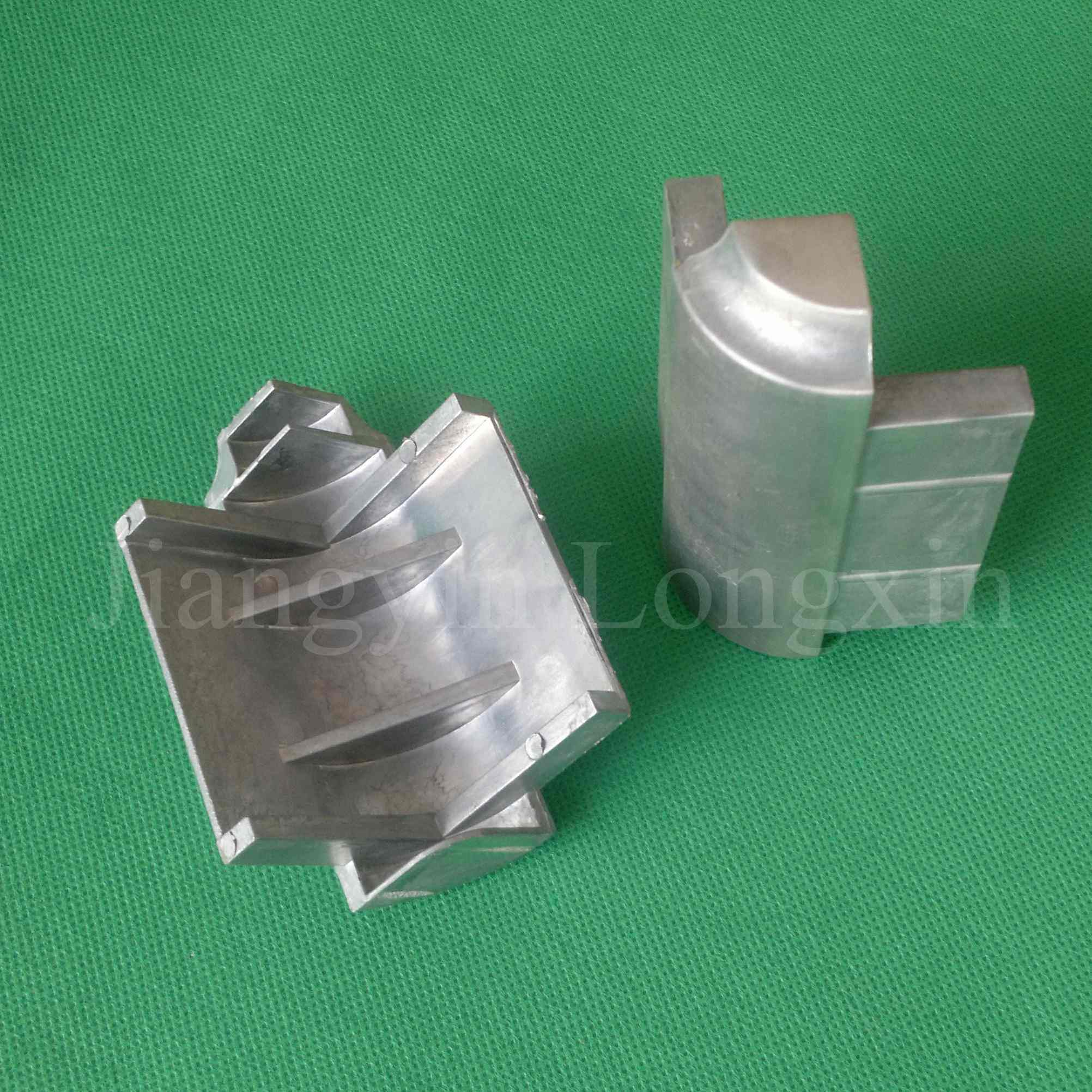 Casting Parts for Aluminum Profile Connection