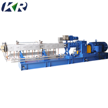 Twin Screw Extruder for Plastic Filler Masterbatch/filler Masterbatch Making Machine