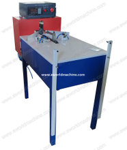 UPVC Door Window Surface Corner Cleaning Making Machine