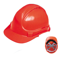 4103 ABS or PE material safety helmet