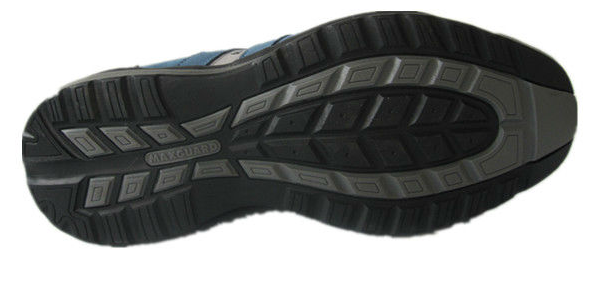 best-selling split leather comfortable safety shoes