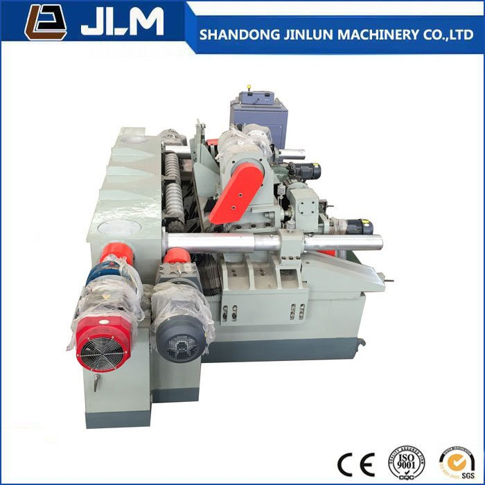 Wood No Chuck Veneer Peeling Machine