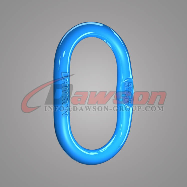 Grade 100 Forged Master Link, G100 Alloy Master Link for Lifting Chain Slings - DAWSON GROUP LTD. - China Manufacturer, Supplier