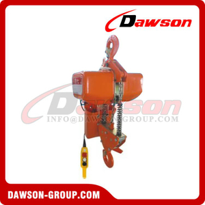 Round Chain Electric Hoist Series, Electric Chain Hoist