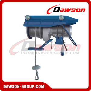 Push Electric Hoist / Electric Wire Rope Hoist for Mine Lifting
