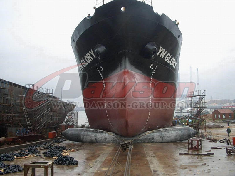 Application of Marine Airbags - China Factory, Manufacturer