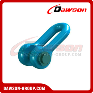 Alloy Steel LTM Type Round Pin End Joining Shackle