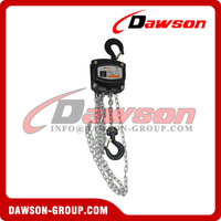 DSHS-G Manual Chain Block with Overload Protection