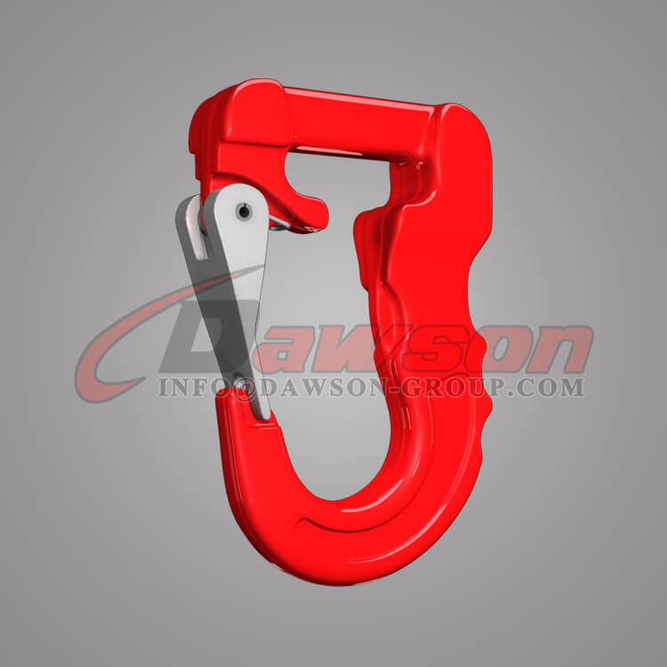 G100 Web Sling Hook, Synthetic Alloy Round Sling Hook - Dawson Group Ltd. - China Manufacturer, Factory