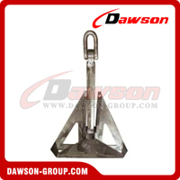 SS316 Delta Anchor / Stainless Steel Delta Anchor for Ship