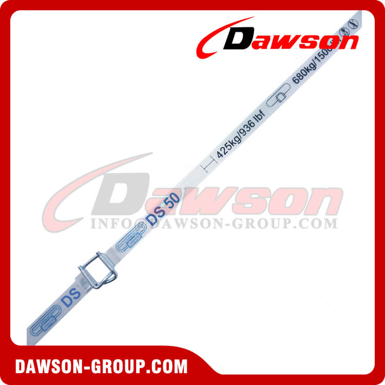 16mm Polyester Cord Composite Strap, One Way Cord Strap - Dawson Group Ltd. - China Factory