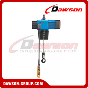 Electric Chain Hoist Durable Using Life Span for Lifting