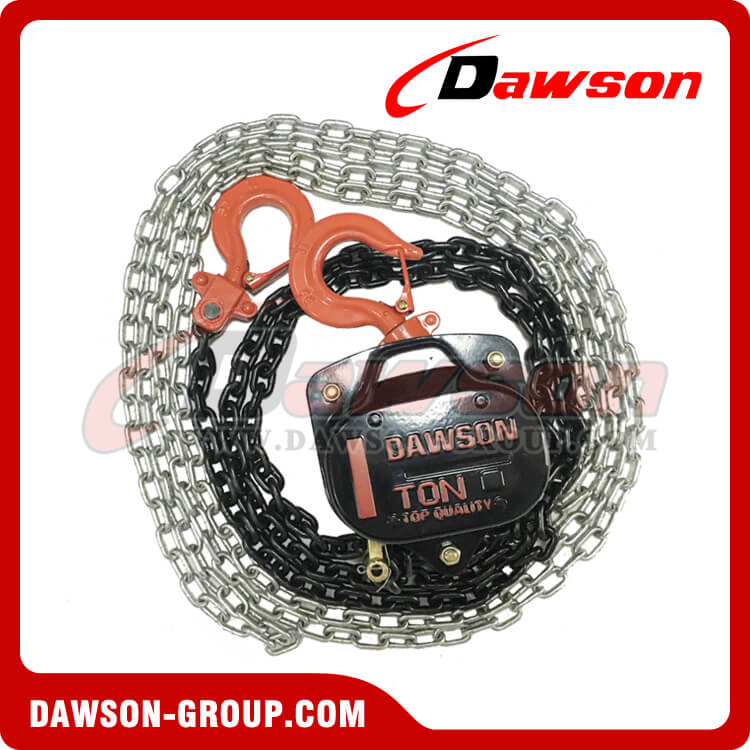 DSVC-A Chain Hoist, Manual Chain Block - China Exporter