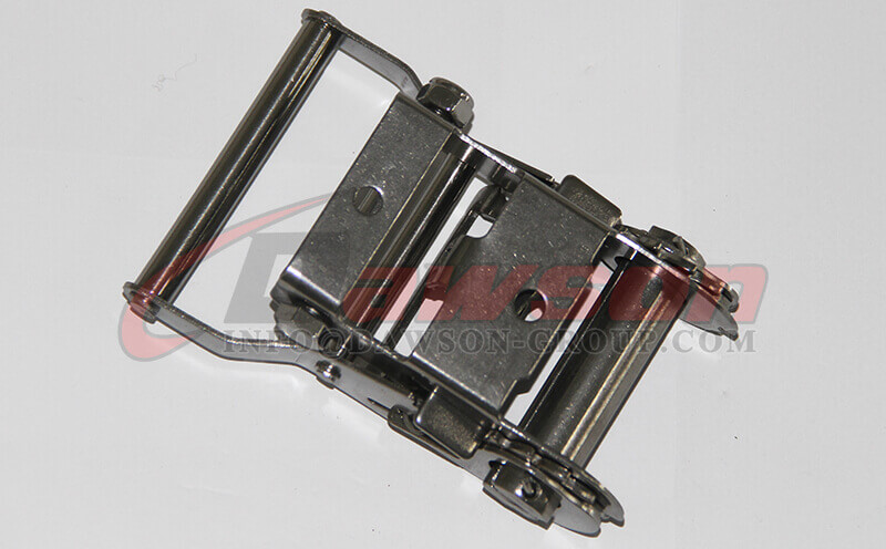 50MM Stainless Steel Ratcheting Buckle, Lashing Buckle
