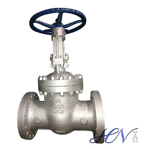 Carbon Steel Manual Flanged Flexible Wedge Gate Valve