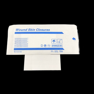 free sample medical adhesive surgical Wound skin closure strips