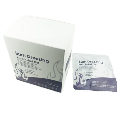 Partial Thickness Hydrocolloid Wound Dressing Set for First Aid