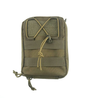 Military Aid Army Portable Bag with Zipper And Strap