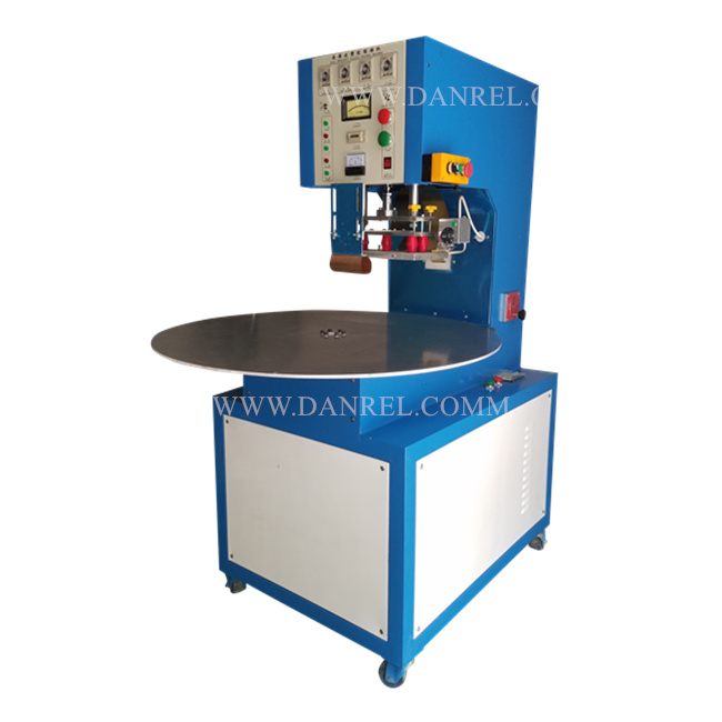 5KW Turntable High Frequency PVC Blister Packing Machine