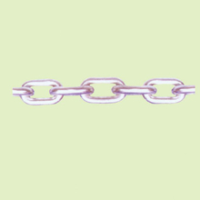 STAINLESS STEEL LINK CHAIN SUS304/316 DIN766 STANDARD